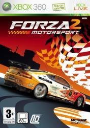 Microsoft Forza Motorsport 2 (Xbox 360)
