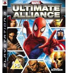 Activision Marvel Ultimate Alliance (PS3)