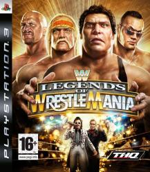 THQ WWE Legends of WrestleMania (PS3)