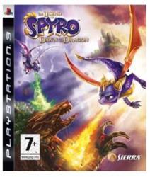 Sierra The Legend of Spyro Dawn of the Dragon (PS3)