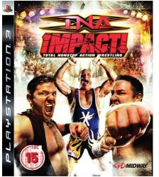 Midway TNA iMPACT! (PS3)