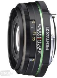 Pentax SMC PENTAX DA 21mm f/3.2 AL Limited