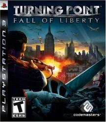 Codemasters Turning Point Fall of Liberty (PS3)