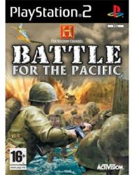 Activision The History Channel Battle for the Pacific (PS2)