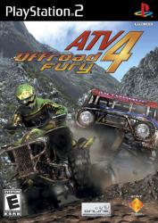 Sony ATV OffRoad Fury 4 (PS2)