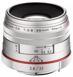 Pentax SMC PENTAX DA 35mm f/2.8 Limited Macro