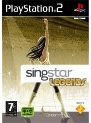 Sony SingStar Legends (PS2)