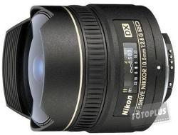 Nikon AF DX 10.5mm f/2.8G ED Fisheye (JAA629DA)