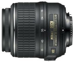 Nikon AF-S DX 18-55mm f/3.5-5.6G VR (JAA803DA)