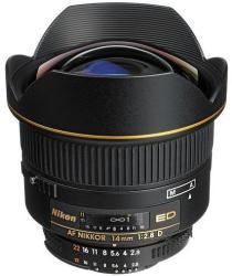 Nikon AF 14mm f/2.8D ED (JAA130DA)