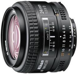 Nikon AF 24mm f/2.8D (JAA125DA)