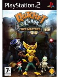 Sony Ratchet & Clank Size Matters (PS2)