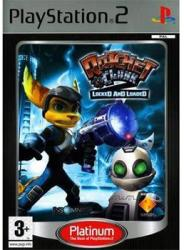 Sony Ratchet & Clank 2 Locked & Loaded (Going Commando) (PS2)