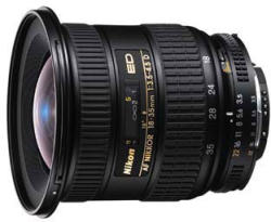 Nikon AF 18-35mm f/3.5-4.5D (IF) ED Zoom (JAA772DA)
