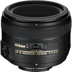 Nikon AF-S 50mm f/1.4G (JAA014DA)