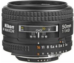 Nikon AF 50mm f/1.4D (JAA011DB)
