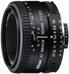 Nikon AF 50mm f/1.8D (JAA013DA)