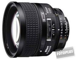 Nikon AF 85mm f/1.4D IF (JAA332DA)
