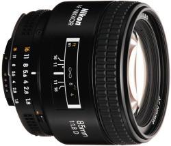 Nikon AF 85mm f/1.8D (JAA328D)