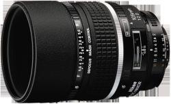 Nikon AF DC 105mm f/2D (JAA327DA)