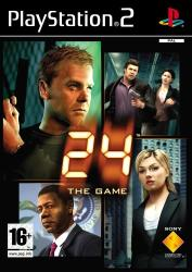 2K Games 24 The Game (PS2)
