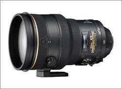 Nikon AF-S VR 200mm f/2G IF-ED (JAA336DA)