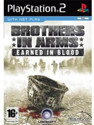 Ubisoft Brothers in Arms Earned in Blood (PS2)