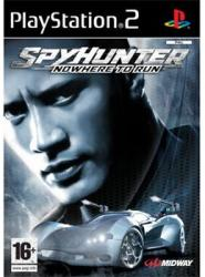 Midway Spy Hunter Nowhere to Run (PS2)