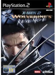 Activision X-Men 2 Wolverine's Revenge (PS2)