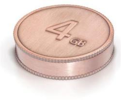 LaCie Currenkey 4GB MC922AMF-5M