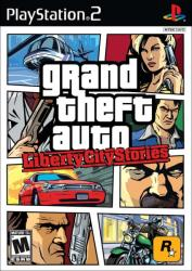 Rockstar Games Grand Theft Auto Liberty City Stories (PS2)