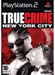 Activision True Crime New York City (PS2)