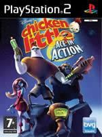 Buena Vista Chicken Little Ace in Action (PS2)