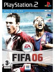 Electronic Arts FIFA 06 (PS2)