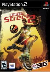 Electronic Arts FIFA Street 2 (PS2)
