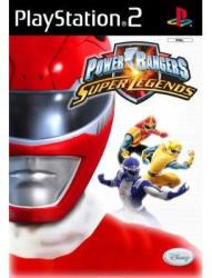 Disney Power Rangers Super Legends (PS2)
