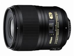 Nikon AF-S 60mm f/2.8G ED Micro (JAA632DB)