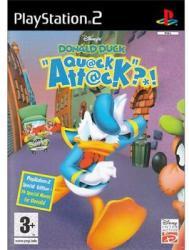 Disney Disney's Donald Duck Quack Attack (PS2)