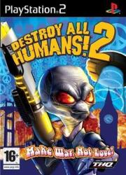 THQ Destroy All Humans! 2 (PS2)
