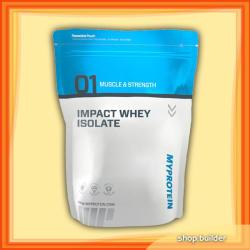 Myprotein Impact Whey Isolate - 4000g