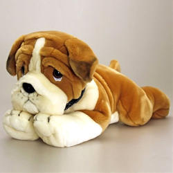 Keel Toys Bulldog 90cm