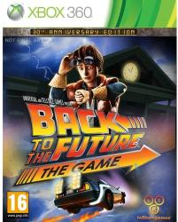 Telltale Games Back to the Future The Game [30th Anniversary Edition] (Xbox 360)