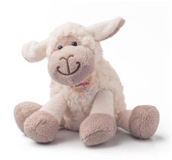 Lumpin Olivia ülő plüss bárány 16cm