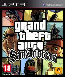 Rockstar Games Grand Theft Auto San Andreas (PS3)
