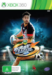 Tru Blu Entertainment Rugby League Live 3 (Xbox 360)