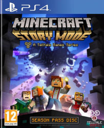 Telltale Games Minecraft Story Mode (PS4)