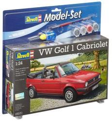 Revell Golf VW Golf 1 Cabrio 1/24 67071