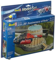Revell 4906BO 105 35th Anniversary of Roth Fly-Out Version Set 1/32 64906