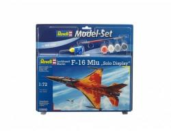 Revell Set F-16 MLU Solo Display (63980)