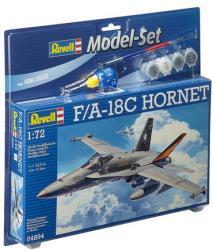 Revell F/A-18C Hornet Set 1/72 64894